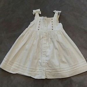 Janie and Jack baby girl size 12-18 months dress